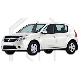 Scoutt Plastový kryt kapoty - Dacia SANDERO 2010-2014