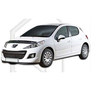 Scoutt Plastový kryt kapoty - Peugeot 207  2009-2012