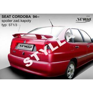 Stylla Spojler - Seat CORDOBA  1993-2002