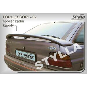 Stylla Spojler - Ford Escort  KRIDLO 1990-1992
