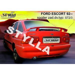 Stylla Spojler - Ford Escort   liftback 1992-2000