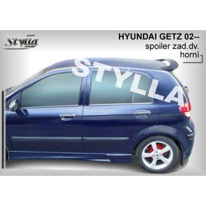 Stylla Spojler - Hyundai GETZ ŠTIT 2002-2008