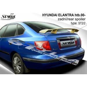 Stylla Spojler - Hyundai ELANTRA HATCHBACK 2000-2006