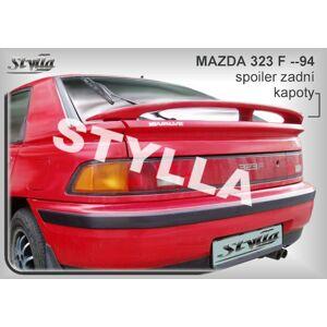 Stylla Spojler - Mazda 323 F  1989-1994