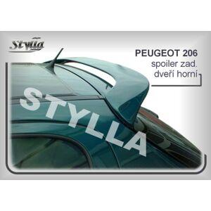 Stylla Spojler - Peugeot 206   1998-2012