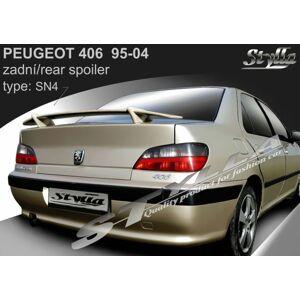 Stylla Spojler - Peugeot 406 KRIDLO  1995-2004