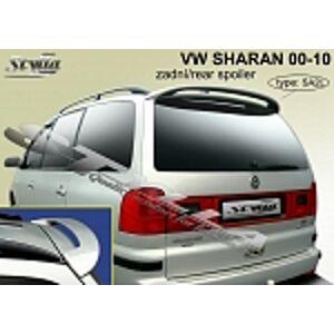 Stylla Spojler - Volkswagen Sharan  ŠTIT 2000-