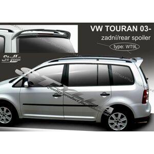Stylla Spojler - Volkswagen Touran   2003-2015