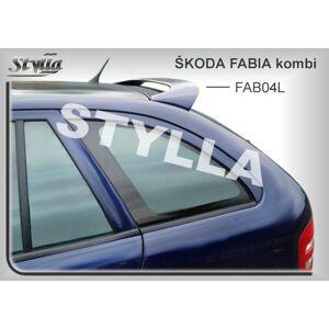 Stylla Spojler - Škoda FABIA COMBI ŠTIT