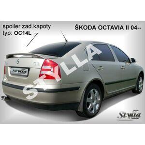 Stylla Spojler - Škoda OCTAVIA II. KRIDLO  2004-2013