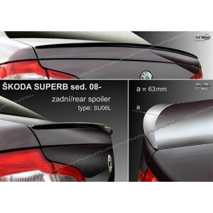 Stylla Spojler - Škoda SUPERB II. liftback  2008-2013