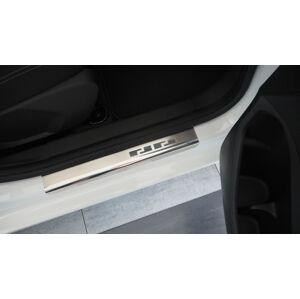 Alufrost Prahové lišty NEREZ - Ford KA III 2009-2013