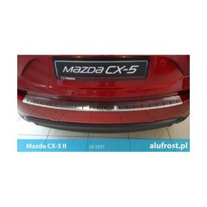Alufrost Profilovaný prah kufra NEREZ - Mazda CX-5 II  2017-