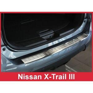 Prah kufra NEREZ Avisa - Nissan X-TRAIL  2014-2017
