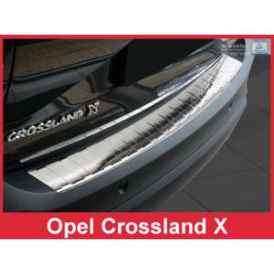 Prah kufra NEREZ Avisa - Opel CROSSLAND  2017-