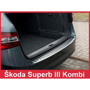Prah kufra NEREZ Avisa - Škoda SUPERB III. KOMBI 2015-