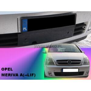 Heko Zimná clona - Opel MERIVA A  2003-2006