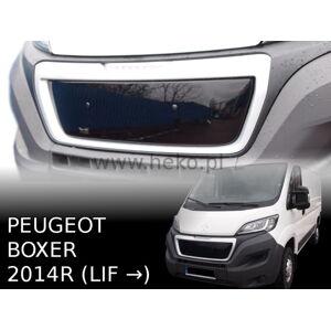 Heko Zimná clona - Peugeot BOXER II 2014-