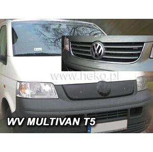 Heko Zimná clona - Volkswagen TRANSPORTER T5 -3REBROVY 2003-2010