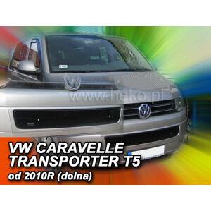 Heko Zimná clona - Volkswagen TRANSPORTER T5 DOLNA 2009-2015