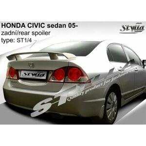 Stylla Spojler - Honda Civic SEDAN 1995-2001
